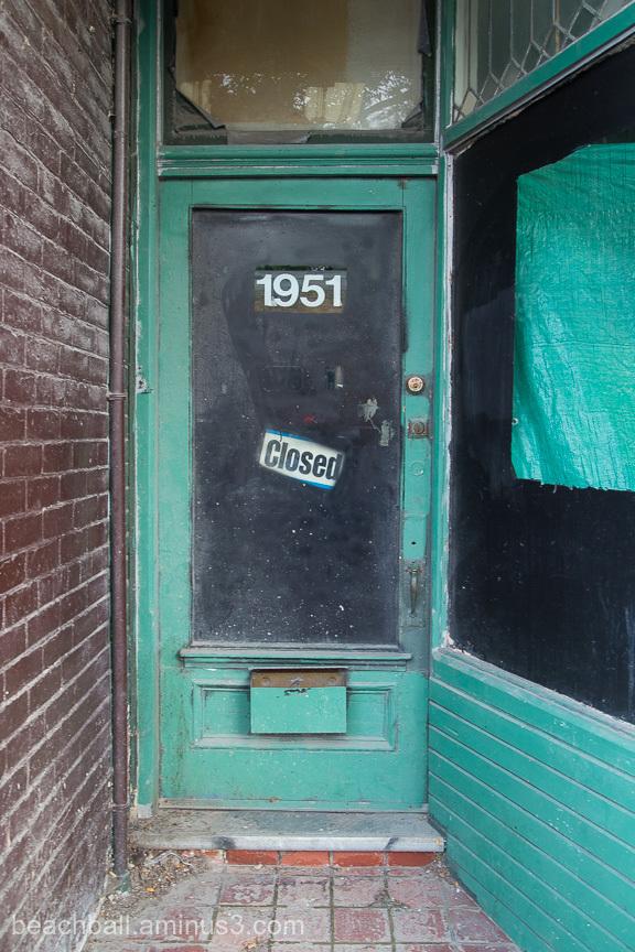 1951 Closed