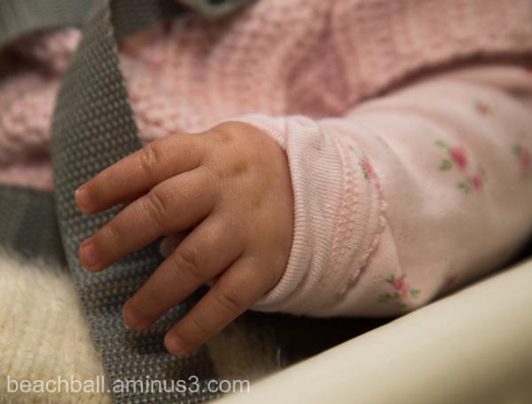 Cute Little Hand