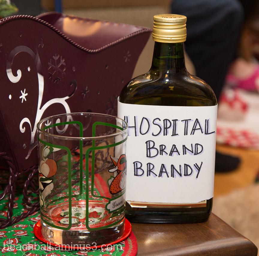 Hospital Brandy