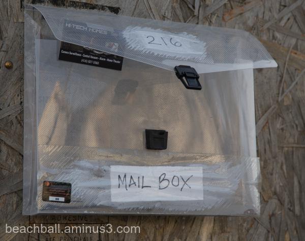 Upscale Mailbox?