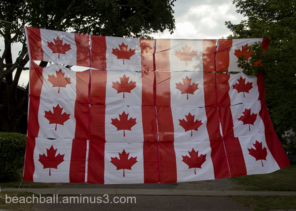 Happy 150th  Birthday, Canada!