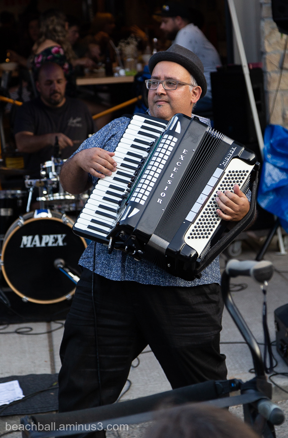 Grovin' Accordian