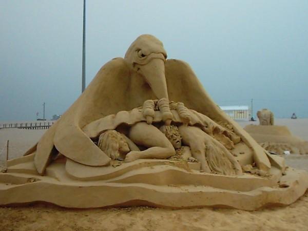 263.Arte na praia da Figueira