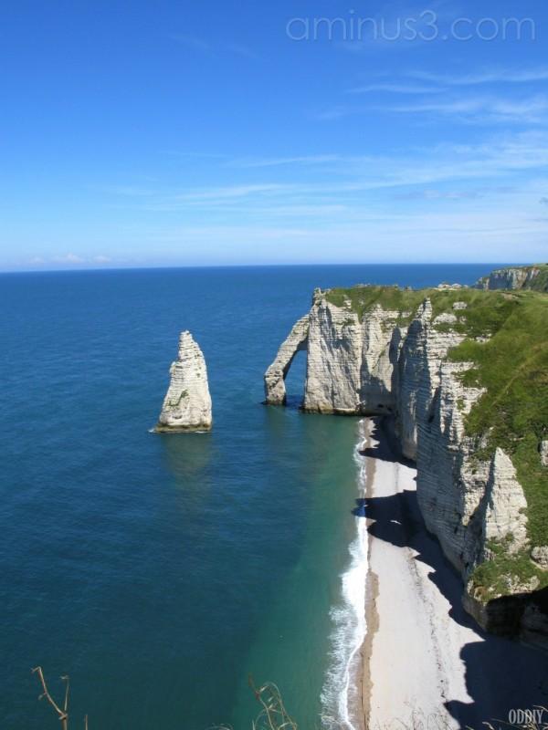 Cliff of Normandie (2)