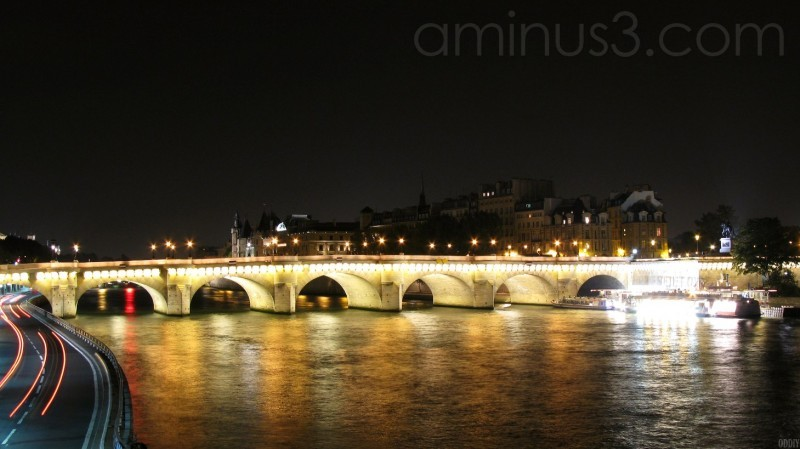 Pont Neuf - Bridge N°9