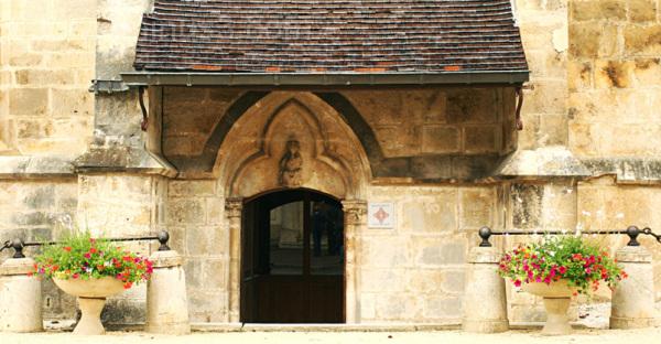 Aignay-le-Duc church - église d'Aignay-le-Duc