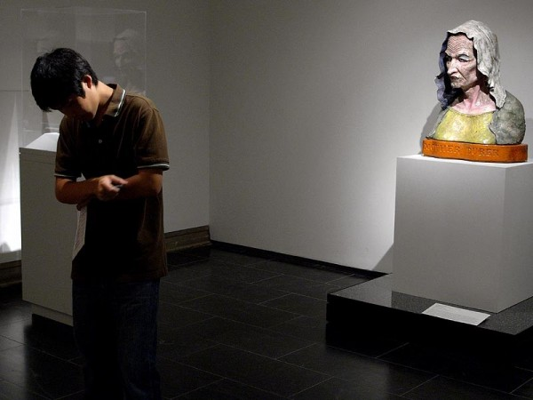 Art, museum, photo by Ray Rebortira