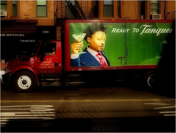 A truckload of cheers