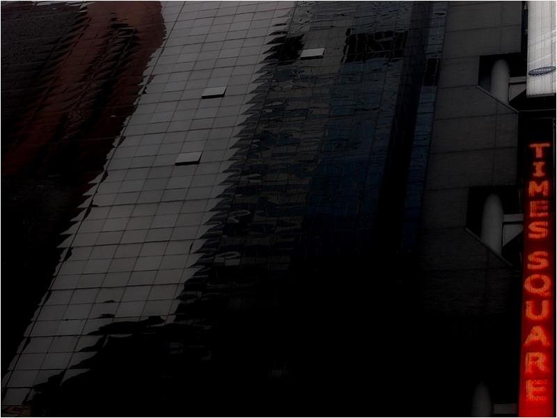 Neon Times Square