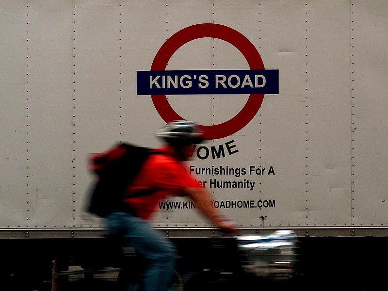 Trucking like London