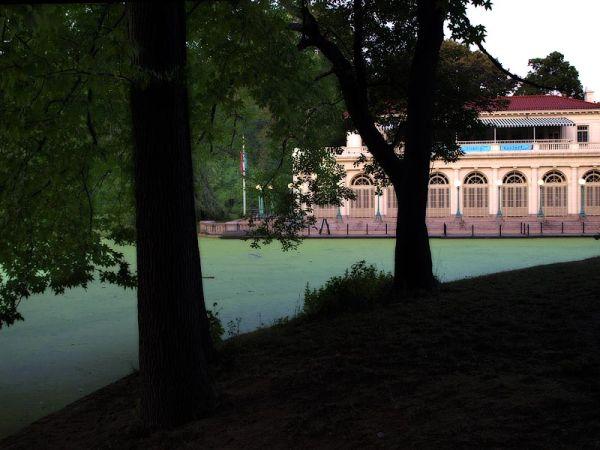 Audubon House on Prospect Park