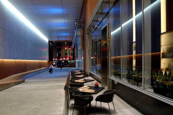 Midtown passageway