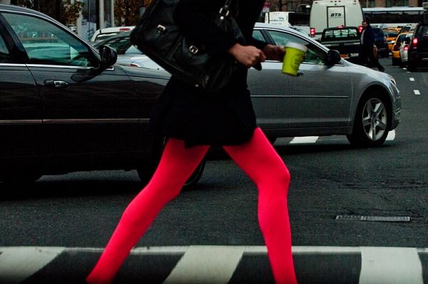 Fashionista in Tribeca