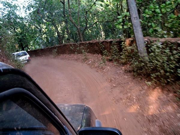 Drive to Yana
