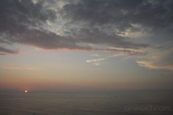 North Atlantic Sunset (2)