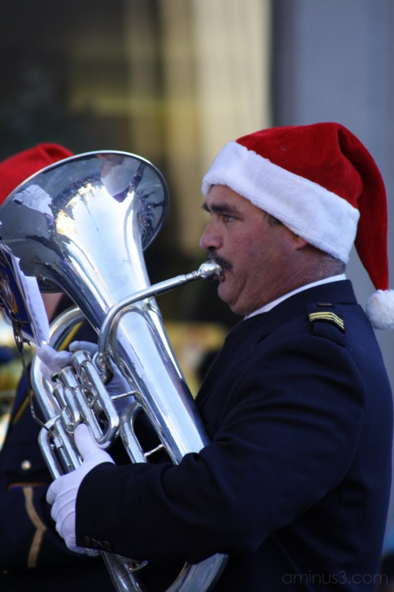 Santa's Brass