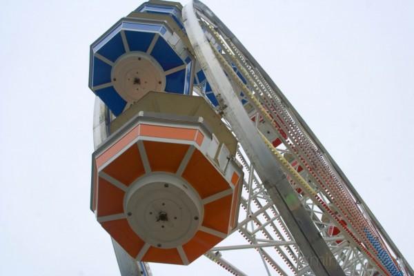Ferris Wheel at CNE