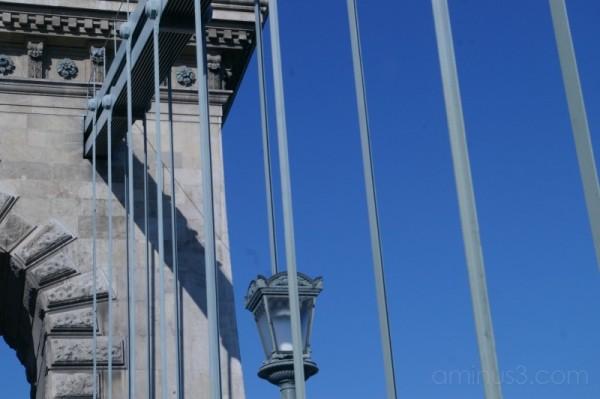 Lánchíd (Chain Bridge), Budapest - 3