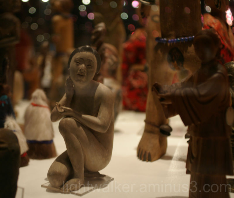 The Other - a figurine among others