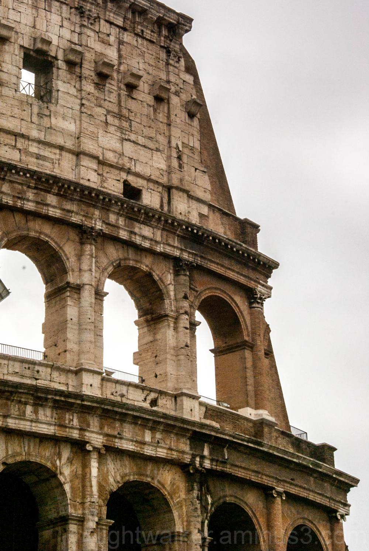 Segment of Colosseum
