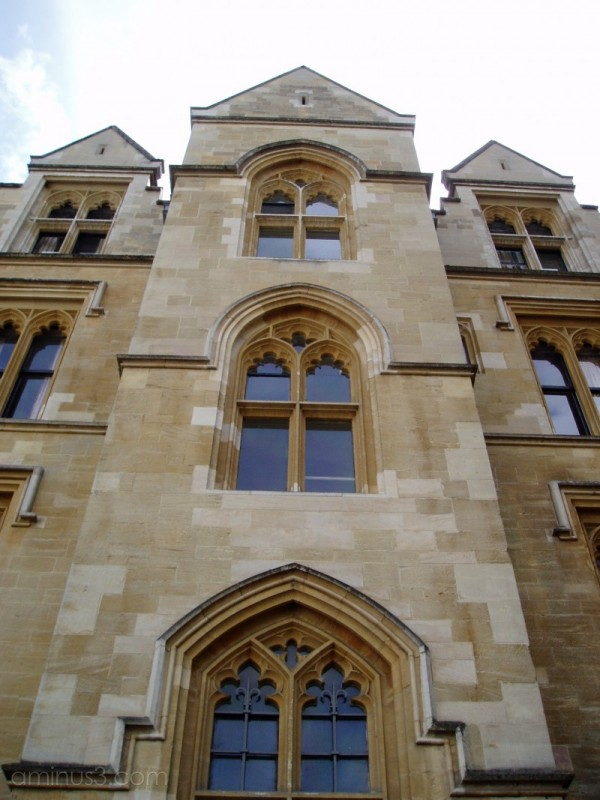 Holywell Oxford