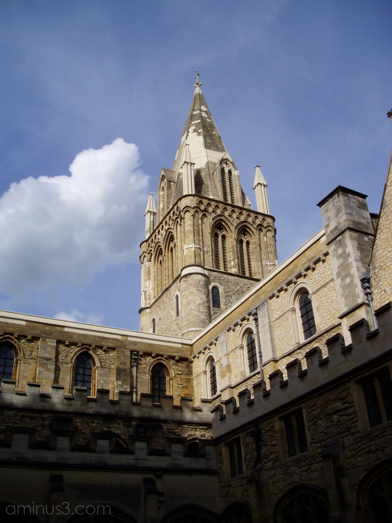 Christ Church College cathedral