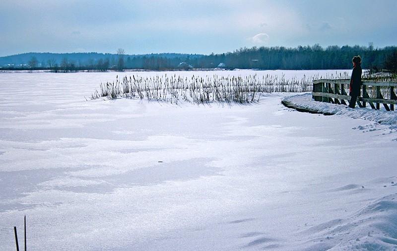rêverie d'hiver