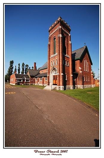 l'église st. george's