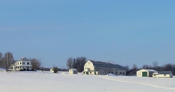 ferme granbyenne - granby farm