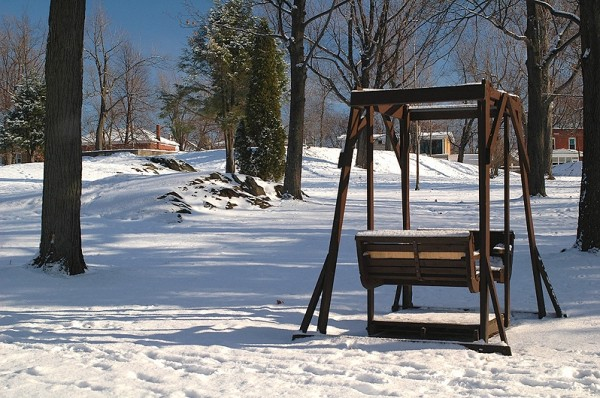 l'immobile - motionless