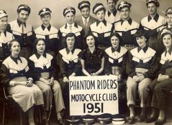 memorabilia   granby phantom riders 1951