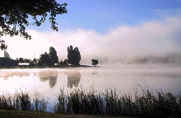 brume d'automne - autumn mist
