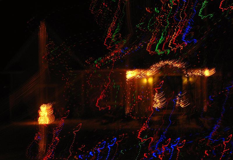 lumières folles de noël - crazy christmas lights