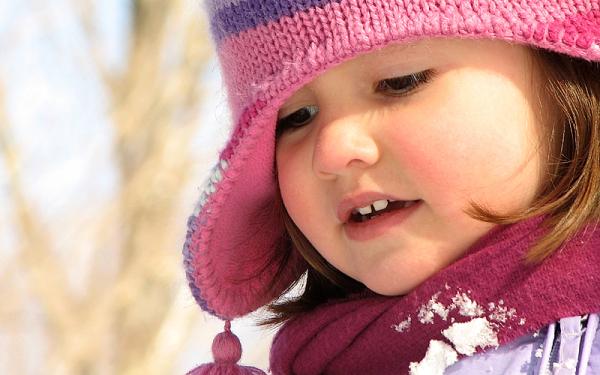 neige + soleil = lumière - snow + sun = light