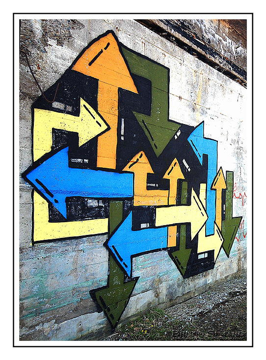 art urbain - urban art