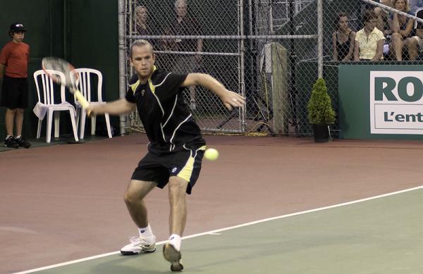 Xavier Malisse - Challenger - Granby 2009