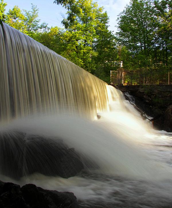 eau soyeuse - silky water