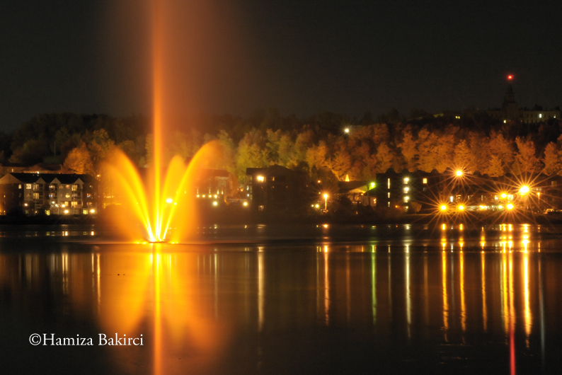 ville des fontaines - city of fountains