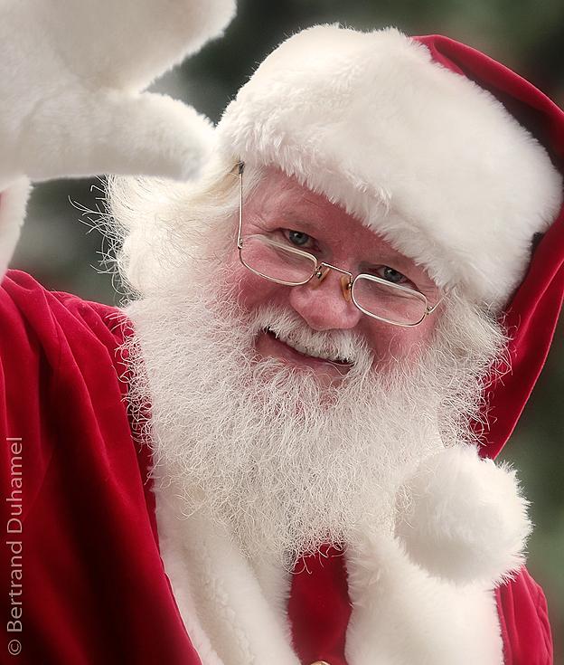 le vrai Père Noël est à Granby !