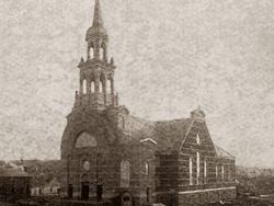 memorabilia   église Notre Dame   1916