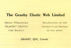 memorabilia   adresse télégraphique !   1936