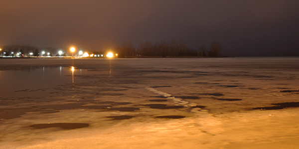 dégel - thaw