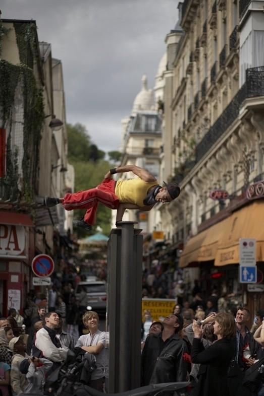 dancer hip-hop montmartre