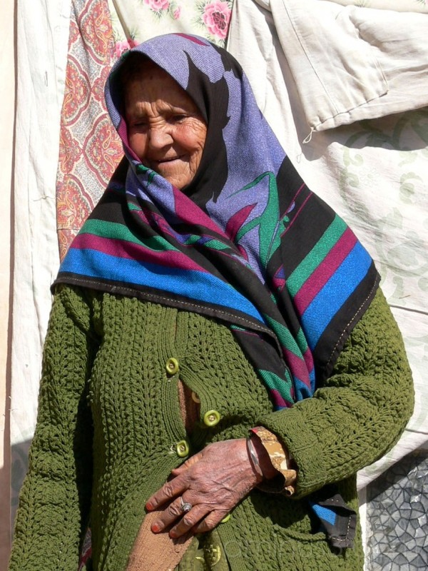 beauty of elderly