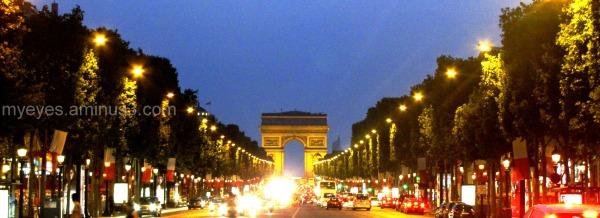 Arc de Triomphe, Champs-Élysées