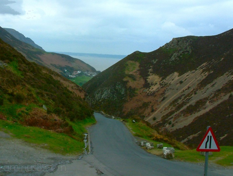 Sychnant Pass, North Wales