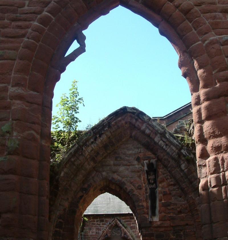 Roman Arches, Chester
