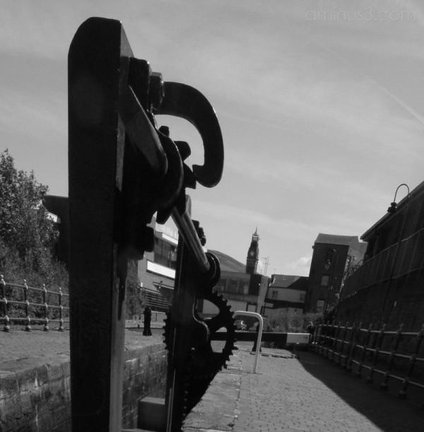 cana lock at Stalybridge
