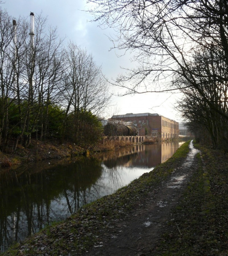 Peak Forest Canal North of Hyde