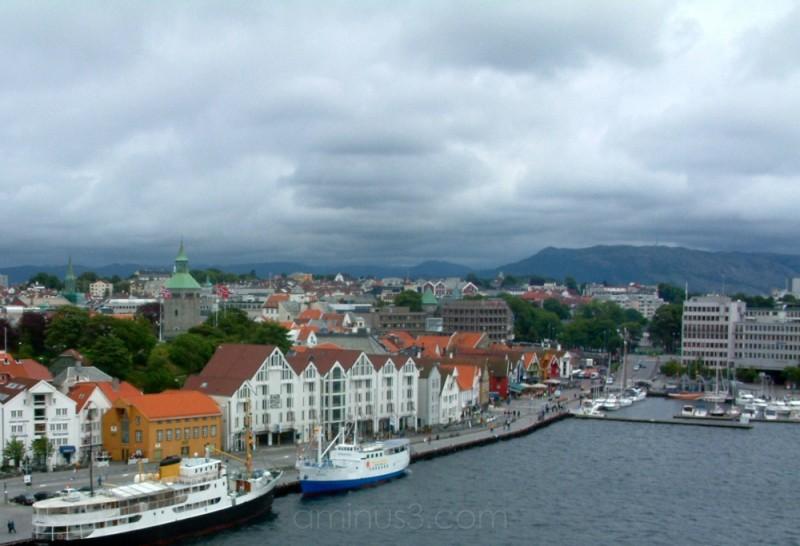 Stavanger June 2005